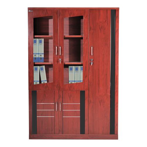 Tủ gỗ PU Hòa Phát DC1350H3