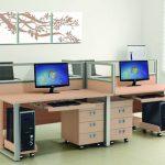 Bàn văn phòng tại quận 5 – Nội thất văn phòng Hòa Phát TPHCM