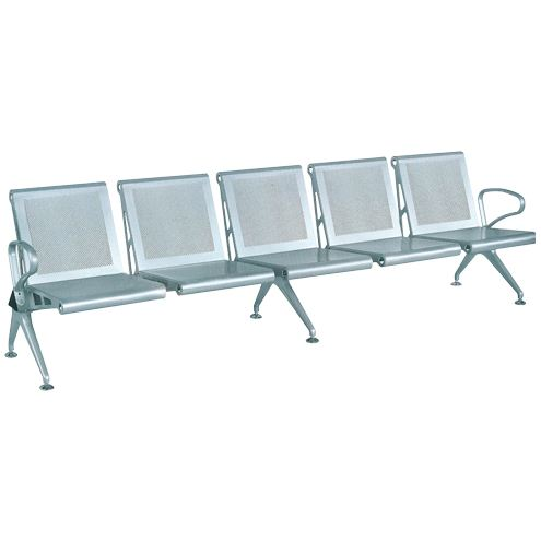 Ghế băng chờ thép mạ GPC03-5