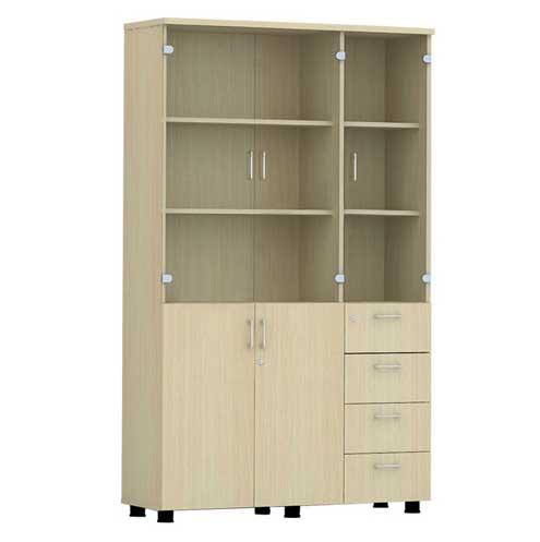 Tủ hồ sơ gỗ AT1960-3G4D