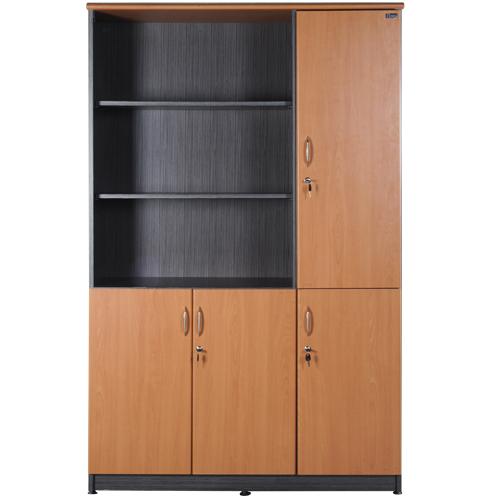 Tủ hồ sơ văn phòng gỗ NT1960-3B