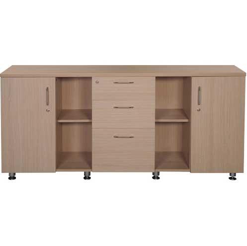 Tủ tài liệu gỗ văn phòng HR860
