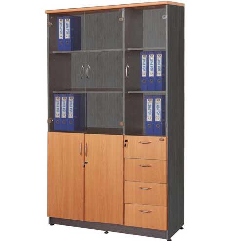 Tủ tài liệu văn phòng NT1960-3G4D