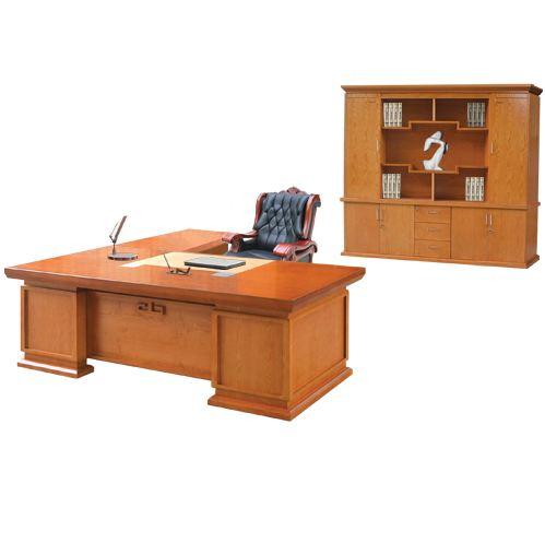Bộ bàn tủ giám đốc DT2411VM6