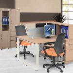 Ghế lưới hiện đại hòa phát đang được ưa chuộng cho không gian văn phòng