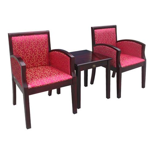 Bộ bàn ghế khách sạn BKS01-GKS01