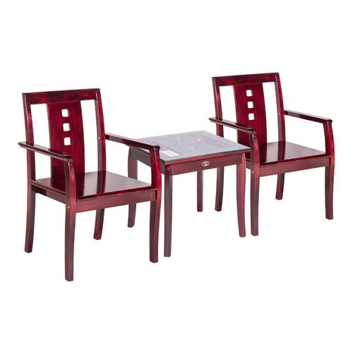 Bộ bàn ghế khách sạn BKS02-GKS02