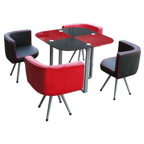 Bộ bàn ghế cafe B38