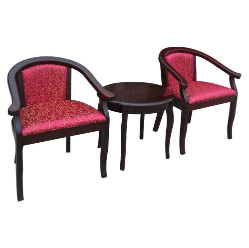Bộ bàn ghế khách sạn BKS04