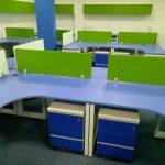 Thiết kế nội thất văn phòng làm việc tại Đại học Văn Hiến