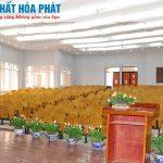 Thiết kế, lắp đặt nội thất Đại học An Giang