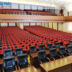 Nội thất Hòa Phát cung cấp bàn ghế cho Đại học Luật Hà Nội