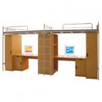 Ký túc xá học sinh sinh viên- Rộng rãi và ngăn nắp cùng giường tầng Hòa Phát
