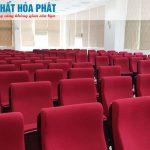 Nội thất Hòa Phát thiết kế nội thất hội trường Kiểm toán Thành phố Hồ Chí Minh