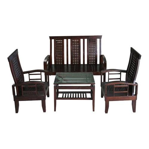 Sofa gỗ Hòa Phát SF70