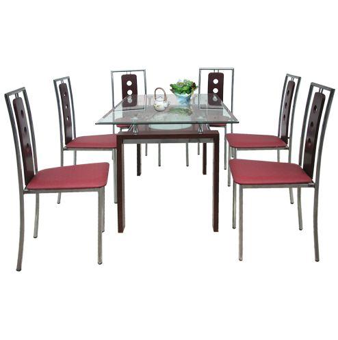 Bộ bàn ghế ăn cao cấp B51, G51
