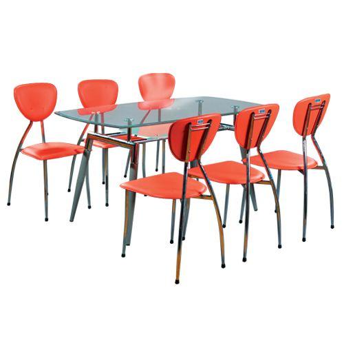 Bộ bàn ghế ăn Hòa Phát B52, G52