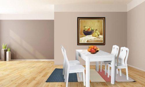 Bộ bàn ghế phòng ăn cao cấp BA119, GA119