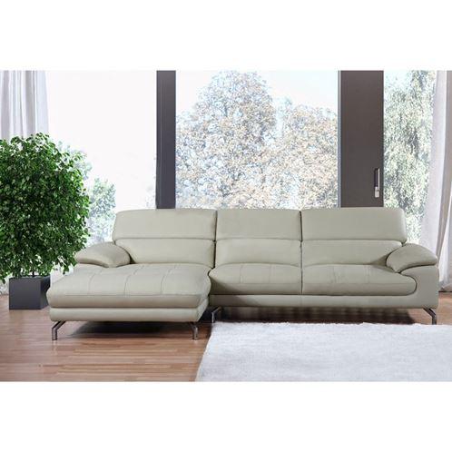 Bộ ghế sofa bọc da cao cấp SF60