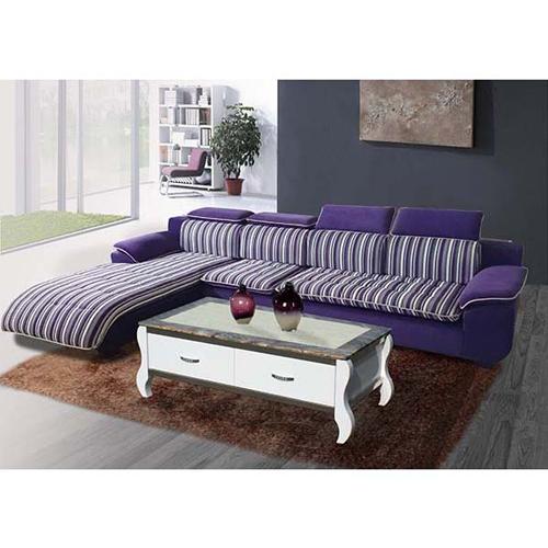 Bộ ghế sofa bọc vải nỉ SF43