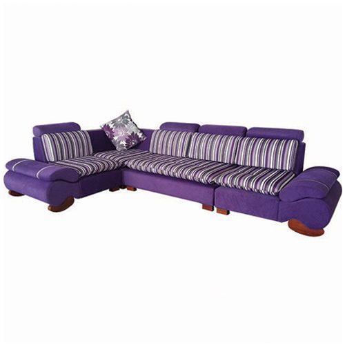 Bộ ghế sofa bọc vải nỉ cao cấp SF41