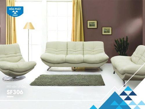 Bộ ghế sofa cao cấp kiểu 3-2-1 SF306A