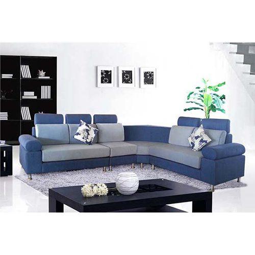 Bộ ghế sofa góc bọc vải cao cấp SF40