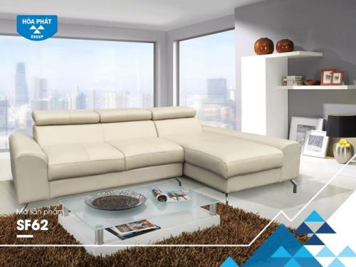 Bộ ghế sofa góc cao cấp SF62