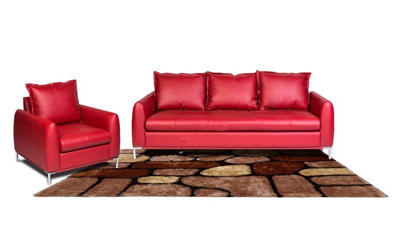 Bộ ghế sofa Hòa Phát kiểu 3-2-1 SF312