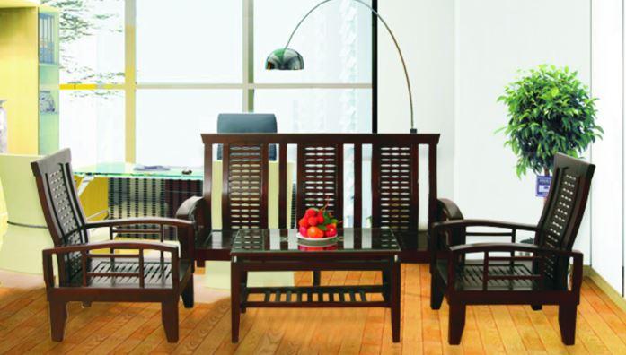 Mẫu bàn ghế gỗ phòng khách hiện đại đến cổ điển | Nội thất Huy Phát