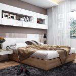 5 mẫu thiết kế nội thất phòng ngủ 20m2 hiện đại