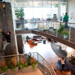 Những thiết kế nội thất văn phòng google ấn tượng, độc đáo