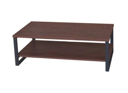Bàn sofa gỗ khung thép BSF85