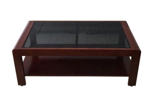 Bàn sofa văn phòng khung gỗ SF65