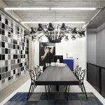 Các mẫu thiết kế văn phòng làm việc hiện đại, sáng tạo