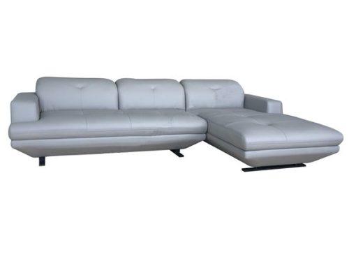 Ghế sofa băng 3 chỗ da thật SF67