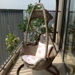 Ghế xích đu mang đến không gian thư giãn hoàn hảo cho bạn