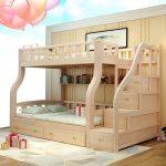 Giường tầng đa năng – giải pháp tiết kiệm diện tích phòng ngủ