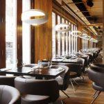 Các mẫu thiết kế café văn phòng ấn tượng, sáng tạo