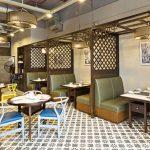 Thiết kế quán cơm văn phòng – café tại các đô thị lớn