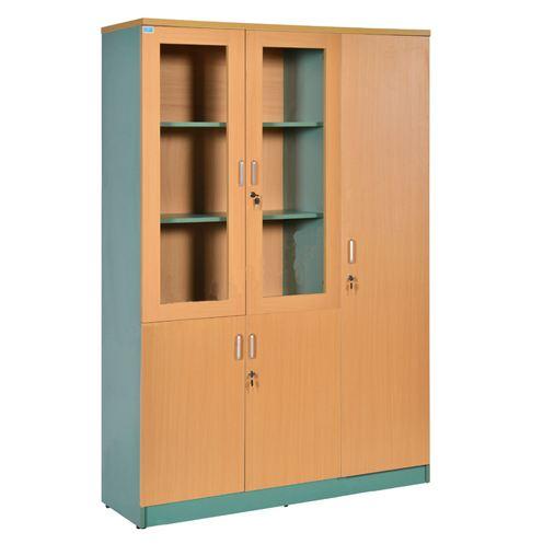 Tủ tài liệu gỗ 3 buồng SV1960-3BK