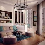 10 mẫu thiết kế nội thất phòng khách đẹp cho những căn hộ chung cư