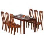 Những mẫu bàn ghế ăn hiện đại, giá dưới 6 triệu