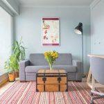 Căn hộ có diện tích nhỏ nhưng rộng hơn nhờ biết cách sắp xếp nội thất