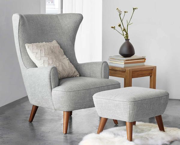 Một mẫu sofa đọc sách đơn giản mà hiện đại