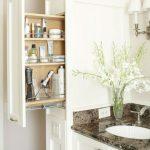 Cách bài trí mang đến vẻ đẹp hiện đại cho phòng tắm nhỏ