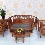 Lưu ý khi lựa chọn bàn ghế gỗ phòng khách đẹp