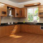 Những loại gỗ nào nên dùng để đóng tủ bếp?