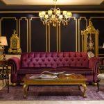 Phòng khách sang trọng và đẳng cấp hơn khi thiết kế nội thất theo phong cách Châu Âu