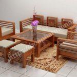 Quy trình sản xuất bàn ghế gỗ ?